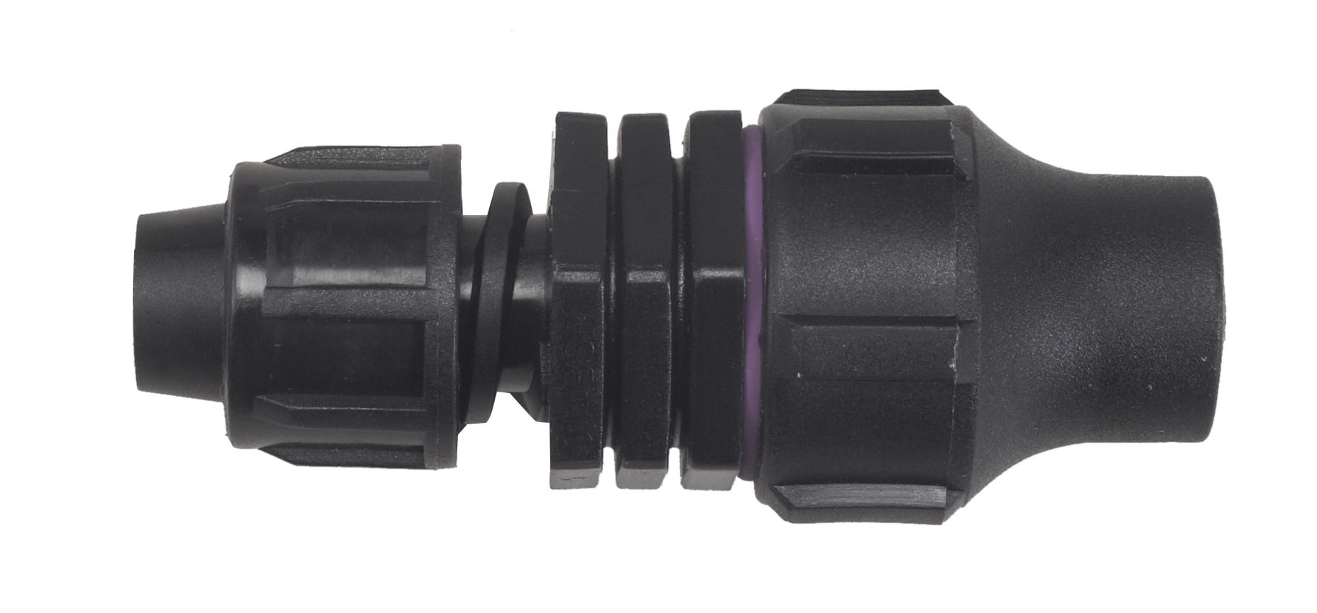 Twist - lock flush valve for tape